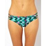 ASOS Geo Print Lattice Hipster Bikini Pant
