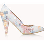FOREVER21 Floral Fun Pumps