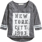 H&M Jersey top with a print