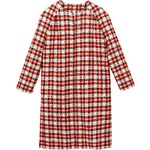 Gant Jackie Checked Coat