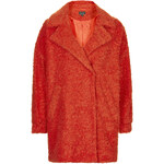 Topshop Slouchy Wool Boyfriend Coat