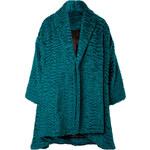 Isa Arfen Oversized Mohair Coat