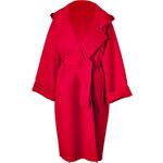 Isa Arfen Oversized Wool-Cashmere Coat