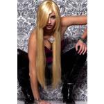 Dlouhé blond vlasy paruka