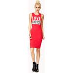 Forever 21 Love Addict Midi Dress