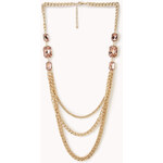 Forever 21 Street-Femme Layered Necklace
