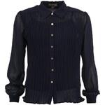 Modrá košile Fever London Marino