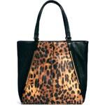 ALDO Pennycuff Leopard Print Shopper