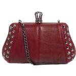 Religion Crown Clasp Box Clutch Bag
