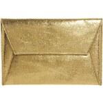 Pieces Daniella Metallic Clutch Bag