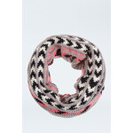 Tally Weijl Colorful Ikat Snood Scarf