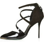 Topshop **Up All Night Pointed Court Shoes by CJG