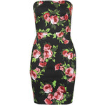 Topshop **Diana Bandeau Dress by Motel