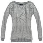 Exe Jeans ladies | Mikiny D03180 ash mel