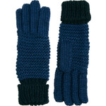 French Connection Double Block Woollen Gloves