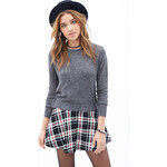 FOREVER21 Open-Knit Sweater