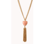 FOREVER21 Romantic-At-Heart Necklace