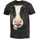 Unisex triko The Mountain Black Cow Face
