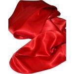 Roses Collection Společenská šála INNA červená 200 x 40 cm