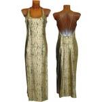 Roses Collection Plesové šaty LOMBARDIA zelené