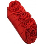 Roses Collection Společenská kabelka MERYL červená