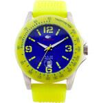 Jednoduché žluté sportovní hodinky No Limits - Lampu univerzální