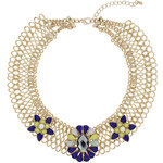 Topshop Flower Collar