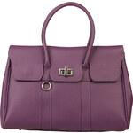 Elegantní kabelka Made in Italia / Modena - fialová univerzální