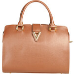 Elegantní kabelka Made in Italia / Cefalu - oříškově hnědá univerzální