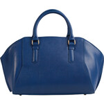 Atraktivní kabelka Made in Italia / Forte dei Marmi - modré univerzální