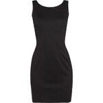 Šaty K025 čierna