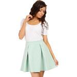 Mätová sukňa MOE 022 XS