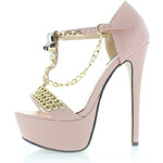 Ružové sandále Alexander 41