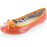 Oranžové balerínky Derhy Cambree EUR36