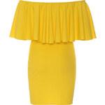 Žluté šaty Taya XL