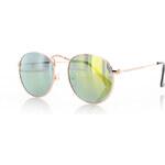 Zelené sluneční brýle Lennon