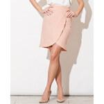 Růžová sukně M272 S