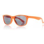 Oranžové sluneční brýle Happy