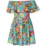 Tyrkysové šaty Domingo L
