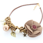 Bronzový náhrdelník Pearl