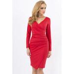 Červené šaty M22 36