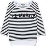 "Tally Weijl Black & White ""Le Marais"" Print Sweater"