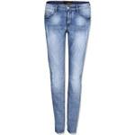 Tally Weijl Light Blue Ripped Boyfriend Jeans