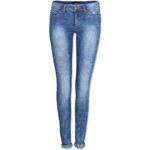 Tally Weijl Light Blue Skinny Jeans with Low Waist