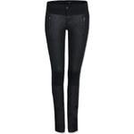 Tally Weijl Black Leather Skinny Biker Pants