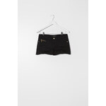 Tally Weijl Black Raw Edge Shorts