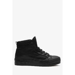 Tally Weijl Black High Top Sneakers