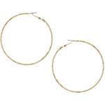 Tally Weijl Gold Hoop Earrings