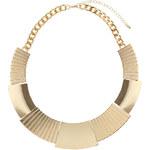 Tally Weijl Gold Armour Short Necklace