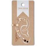 Tally Weijl Gold Ear Cuff & Stud Piercing Pack